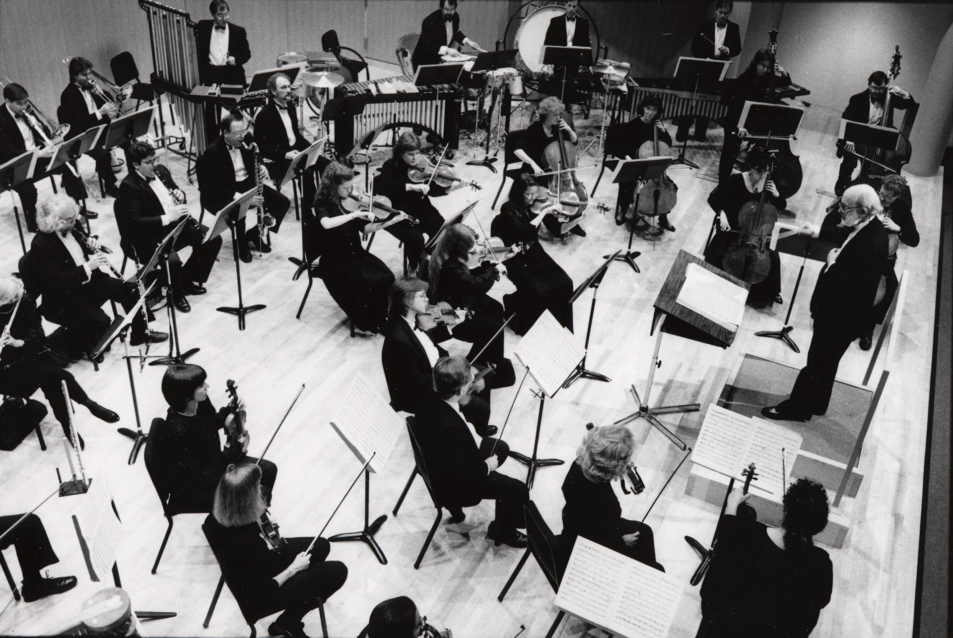 Cleveland Chamber Symphony with Ed London (2004)