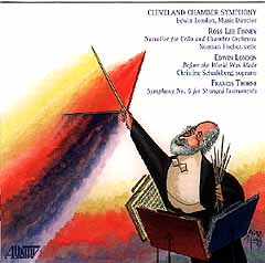 Cleveland Chamber Symphony - Before The World Was Made