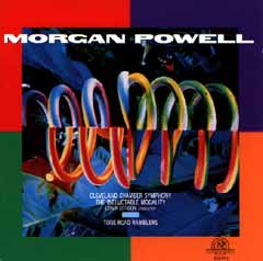 Cleveland Chamber Symphony - Music by Morgan Powell