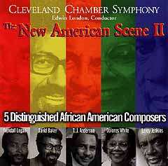 The New American Scene II - Cleveland Chamber Symphony