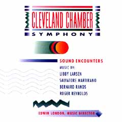 Cleveland Chamber Symphony - Sound Enounters